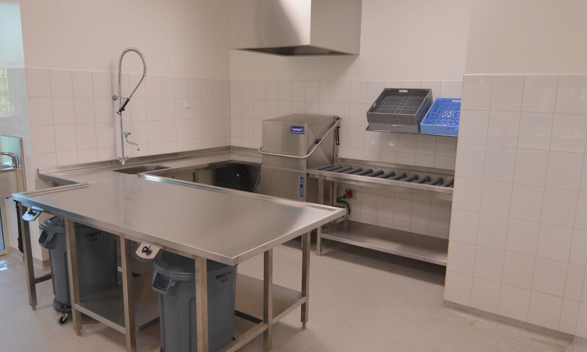 Kooklokaal school