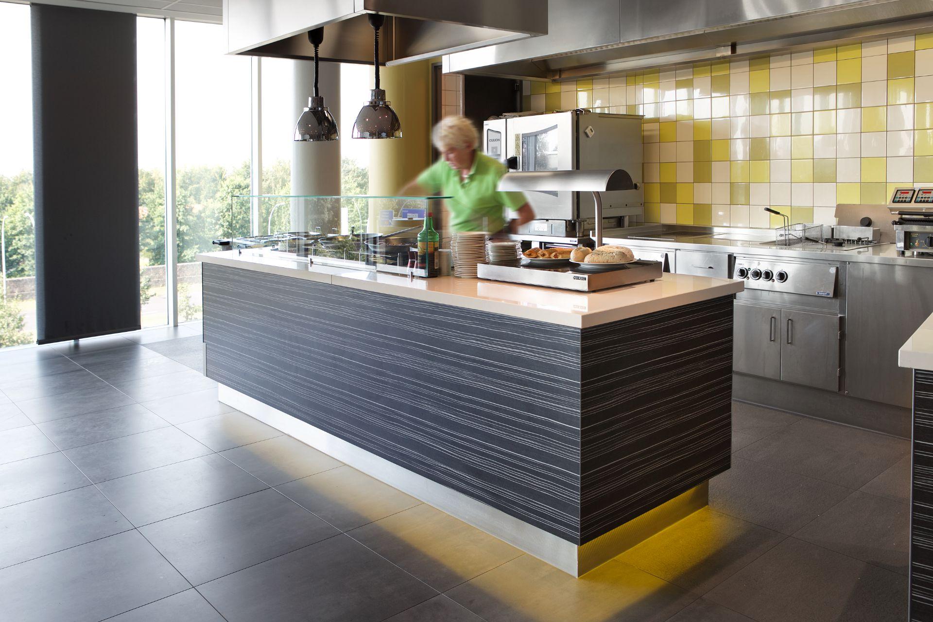 Bedrijfsrestaurant voor Engie in Zwolle