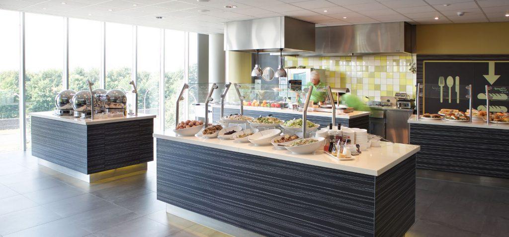Bedrijfsrestaurant Engie Zwolle