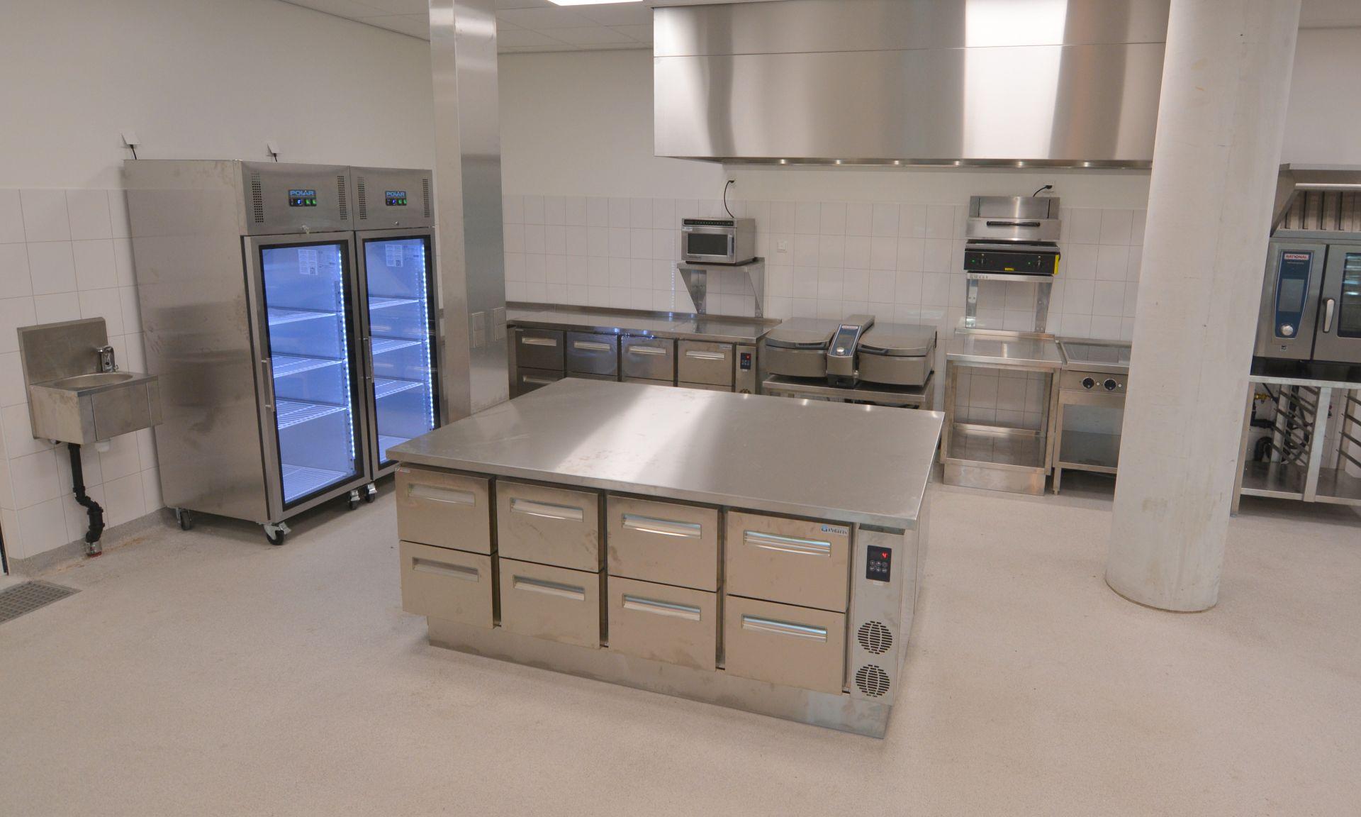 Kooklokaal school Leiden