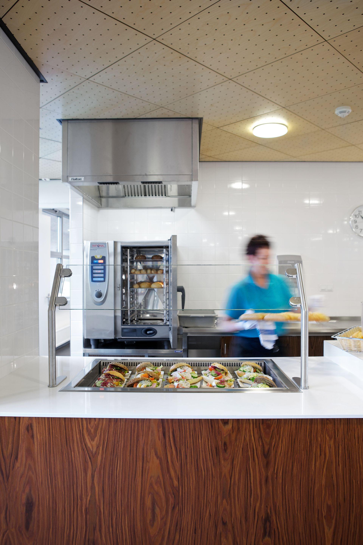 Restaurant Maasziekenhuis Kampri vers