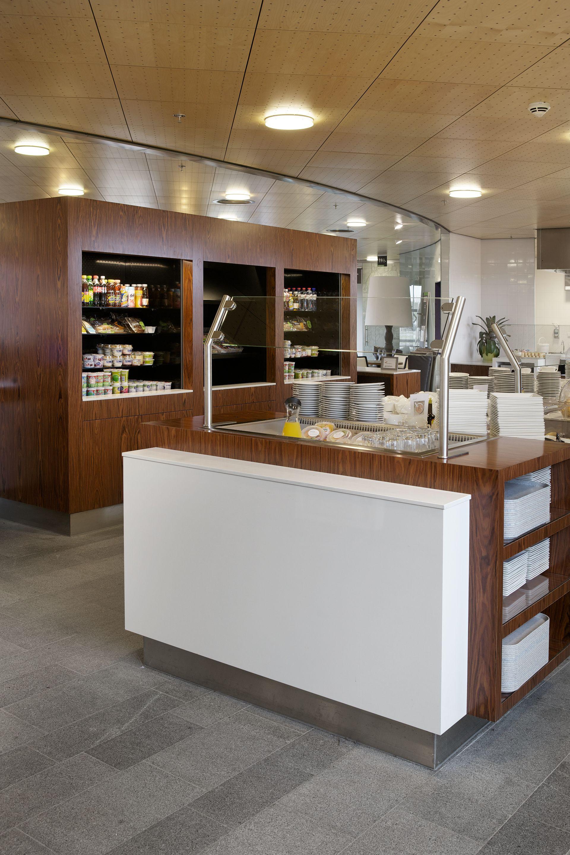 Restaurant Maasziekenhuis Kampri indeling