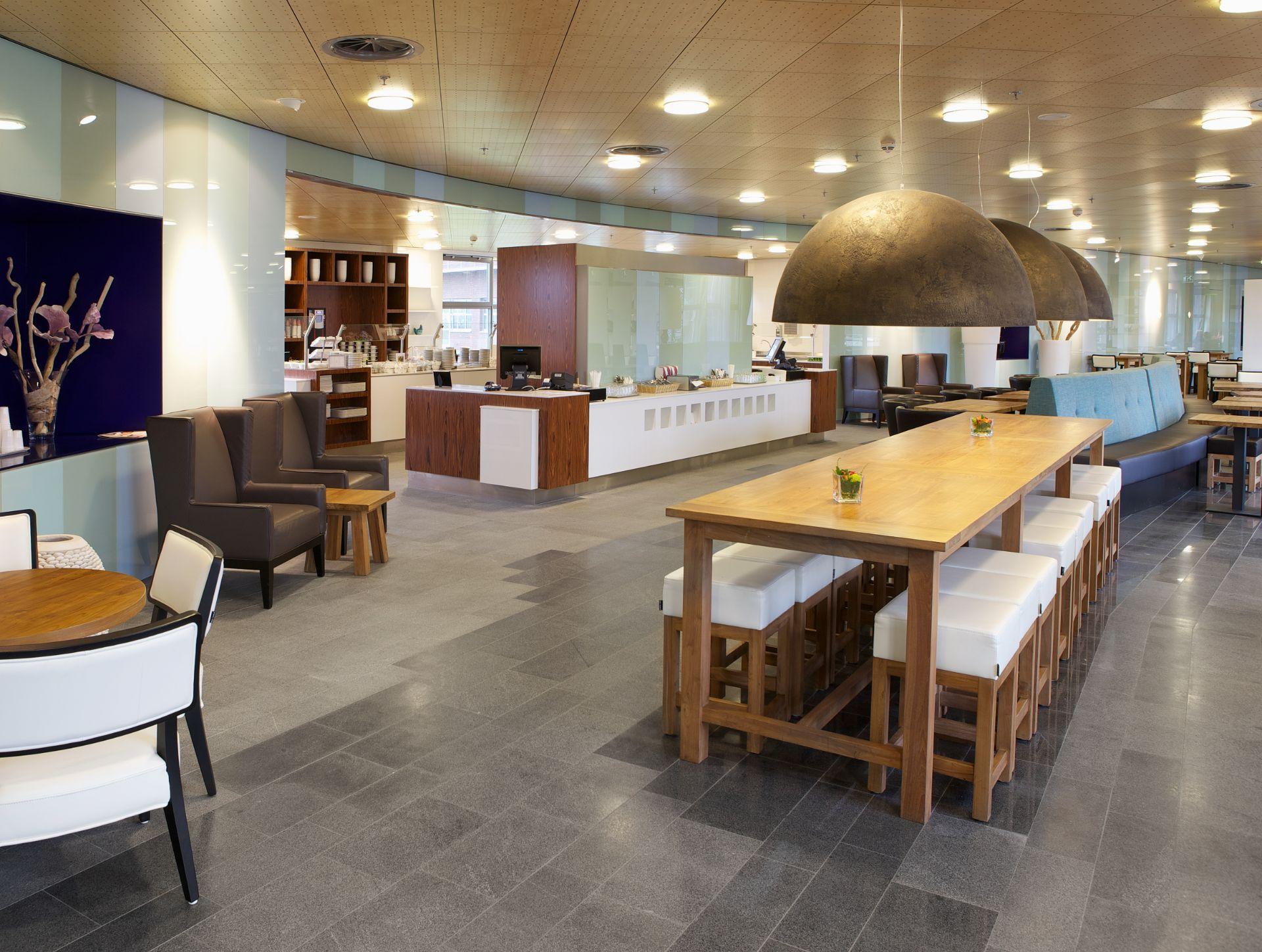 Restaurant Maasziekenhuis door Kampri