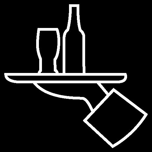 Line Icon Bedrijfsrestaurant