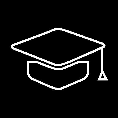 Line Icon Onderwijs