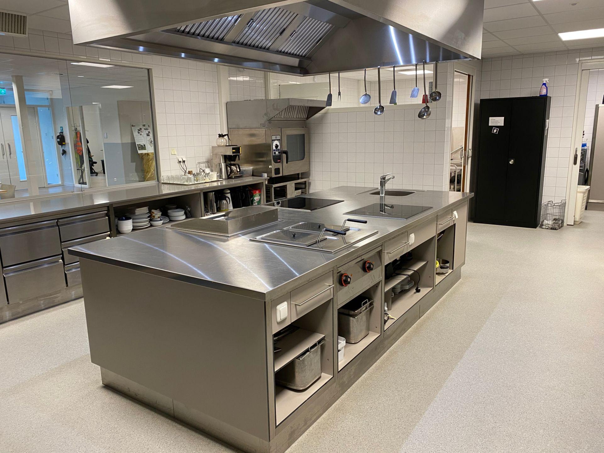 Kooklokaal Vosheuvel