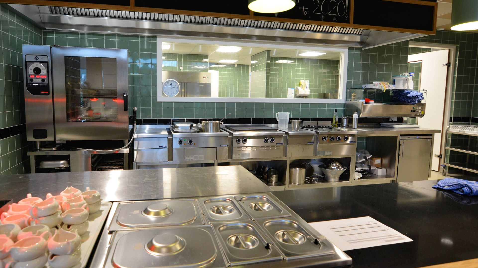 Professionele keukeninrichting zorg